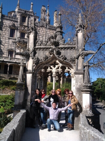 Zina Tours Portugal-Excursion in Sintra