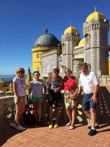 Zina Tours Portugal-Excursion to Sintra