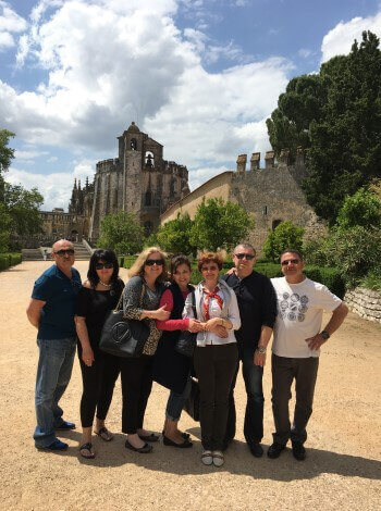 Zina Tours Portugal-Excursion in Tomar