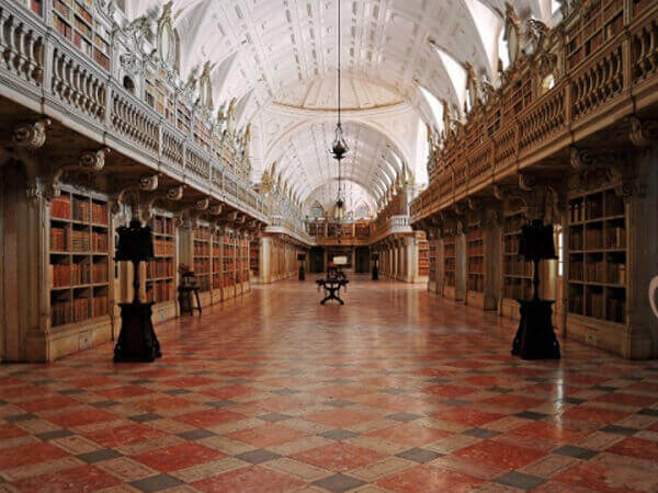Library of Mafra National Palace